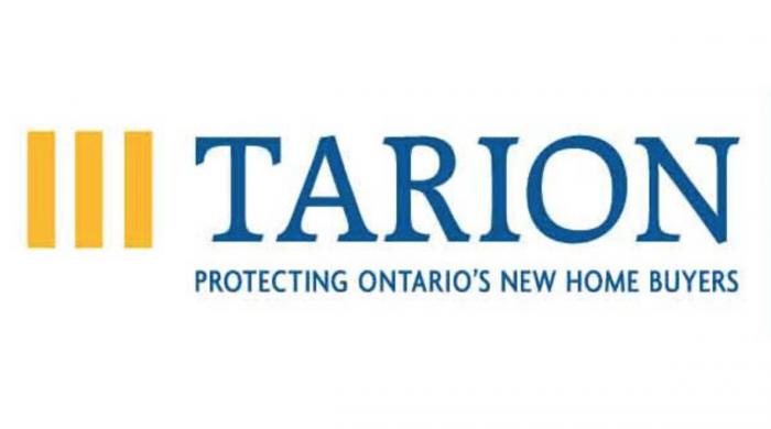 Tarion warranty offers peace of mind for new homeowners