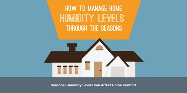 HOW TO MANAGE HOME HUMIDITY LEVELS THROUGH THE SEASONS